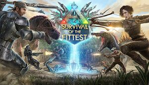 ARK: Survival of the Fittest cover
