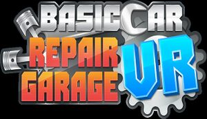 Basic Car Repair Garage VR cover
