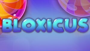 Bloxicus cover