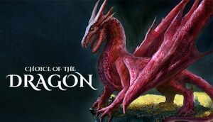 Choice of the Dragon cover