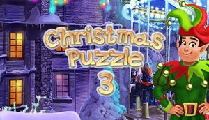 Christmas Puzzle 3 cover