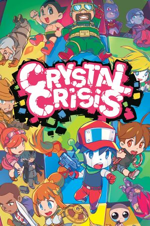 Crystal Crisis cover