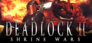 Deadlock 2: Shrine Wars cover