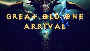Great Old One - Arrival cover