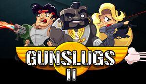 Gunslugs 2 cover