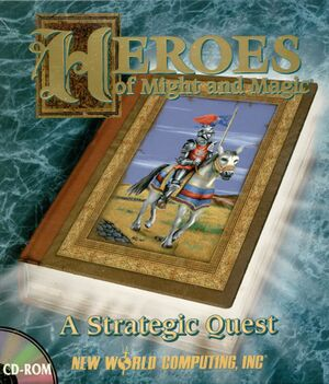 Heroes of Might and Magic: A Strategic Quest cover
