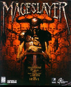 MageSlayer cover