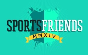 Sportsfriends cover