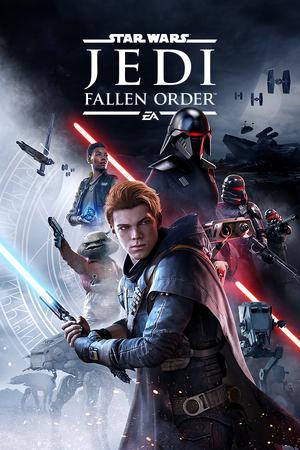 Star Wars Jedi: Fallen Order cover