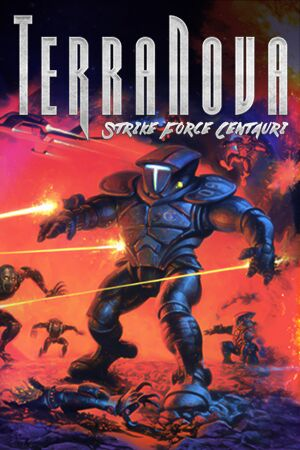 Terra Nova: Strike Force Centauri cover