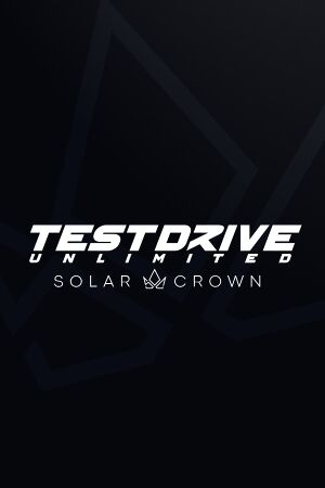 Test Drive Unlimited Solar Crown cover