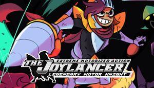 The Joylancer: Legendary Motor Knight cover