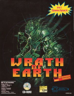 Wrath of Earth cover