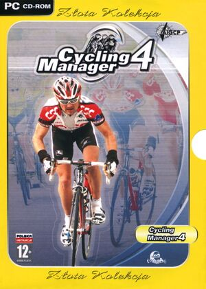 Cycling Manager 4 cover