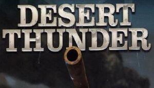 Desert Thunder cover