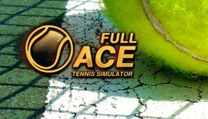 Full Ace Tennis Simulator cover