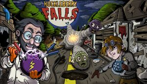 Huckleberry Falls cover