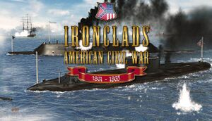 Ironclads: American Civil War cover