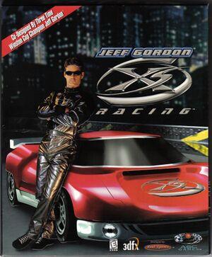 Jeff Gordon XS Racing cover