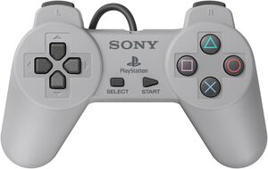 PlayStation Classic Controller cover