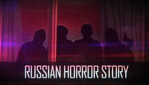 Russian Horror Story cover