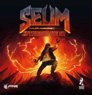 Seum: Speedrunners from Hell cover