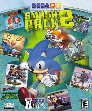 Sega Smash Pack 2 cover