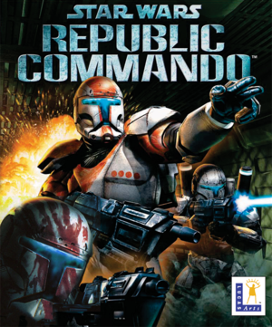 Star Wars: Republic Commando cover