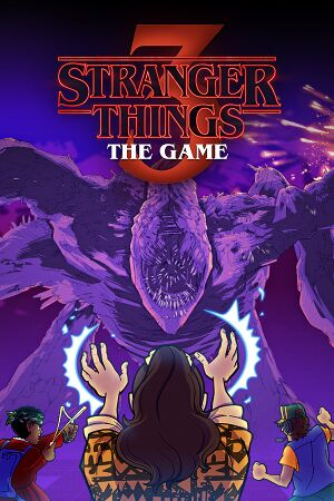 Stranger Things 3: The Game cover