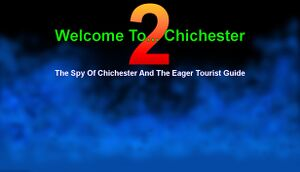 Welcome To... Chichester 2: The Spy Of Chichester And The Eager Tourist Guide cover