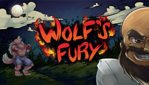 Wolf's Fury cover