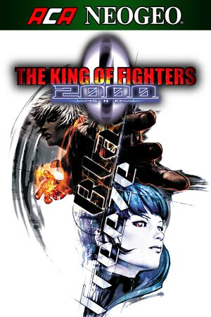 ACA NeoGeo The King of Fighters 2000.jpg