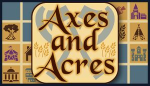 Axes and Acres cover