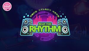 Beat the Rhythm VR cover