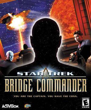 Star Trek: Bridge Commander cover