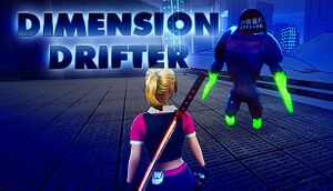 Dimension Drifter cover