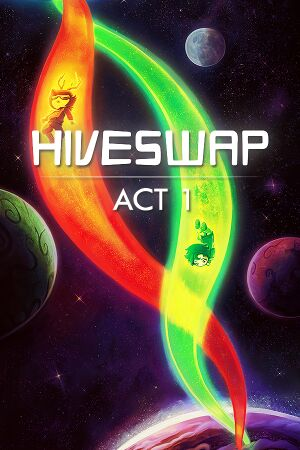 Hiveswap: Act 1 cover