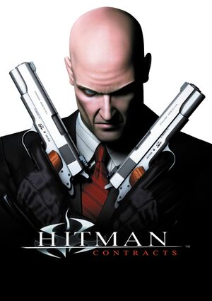 Hitman: Contracts cover