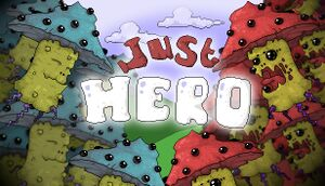 Just Hero cover