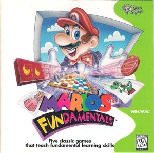 Mario's Game Gallery cover