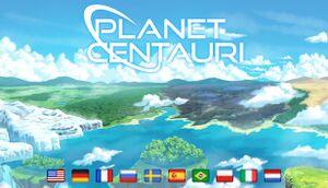 Planet Centauri cover