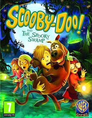 Scooby-Doo! and the Spooky Swamp cover