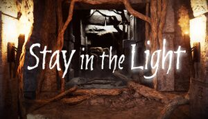 Stay in the Light cover