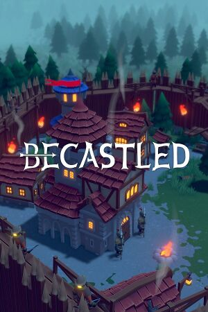 Becastled cover