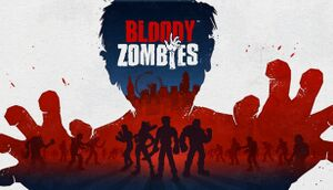 Bloody Zombies cover
