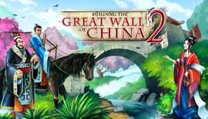 Building the Great Wall of China 2 cover