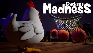 Chickens Madness cover