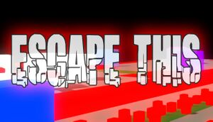 Escape This cover