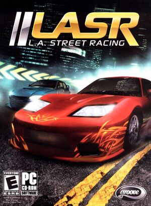 L.A. Street Racing cover