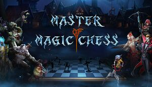 Master of Magic Chess cover